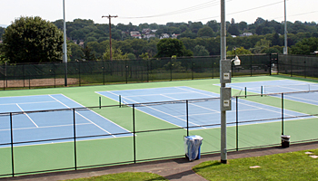 Kern Field Courts