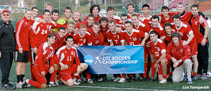 Muhlenberg men�s soccer team