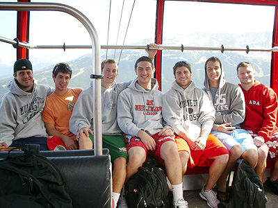 players in cable car