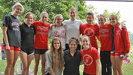 Women's Cross Country Team