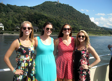 seniors on the Rhine