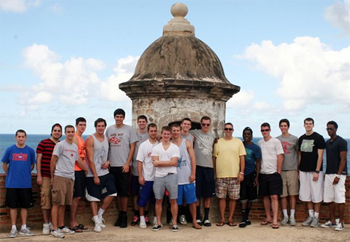 Men's Basketball in Puerto Rico