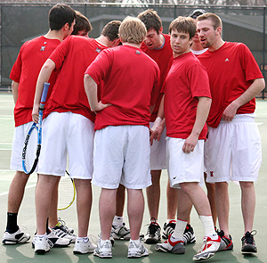 Muhlenberg men's tennis