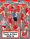 cross country/track yearbook 2012-13