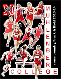 cross country/track yearbook 2013-14