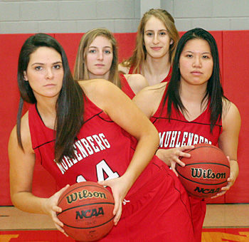 women's basketball seniors