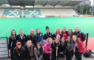 Field Hockey in Europe