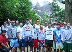 Men's Lacrosse in British Columbia