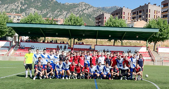 Men's Soccer in Spain