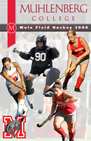 field hockey yearbook 2008