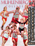 cross country/track yearbook 2010-11
