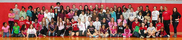 National Girls and Women in Sports Day