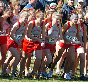 Muhlenberg cross country